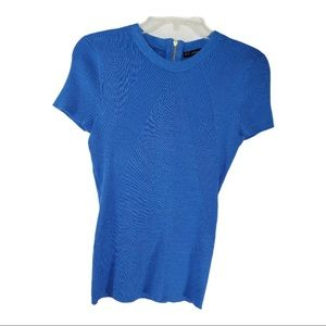 Grace Elements Royal blue top